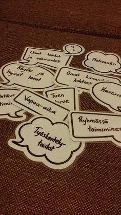Oppilaanohjaus keskustelunaiheet Koti, Study Skills, School, Schools