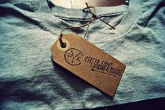 40 Cool Clothing Labels and Hang Tag Designs - 8 - Pelfind