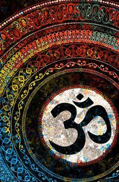 Items similar to Om - Mandala digital painting poster print version 2 on Etsy Sf Wallpaper, Hippie Wallpaper, Shiva Art, Hindu Art, Mandala Design, Mandala Art, Yoga Kunst, Om Art, Lord Shiva Hd Wallpaper