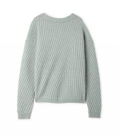 Acne Studios Virdis Ribbed Mohair Sweater
