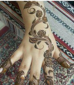 Khafif Mehndi Design, Rose Mehndi Designs, Latest Henna Designs, Finger Henna Designs, Arabic Henna Designs, Mehndi Design Pictures, Unique Mehndi Designs, Wedding Mehndi Designs, Beautiful Henna Designs