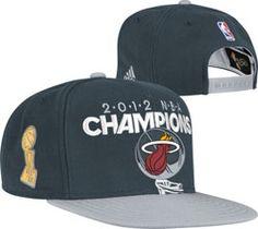Miami Heat adidas Official Locker Room 2012 NBA Finals Champions Snapback Hat $27.99 http://www.fansedge.com/Miami-Heat-adidas-Official-Locker-Room-2012-NBA-Champions-Snapback-Hat-_664475745_PD.html?social=pinterest_pfid24-02938