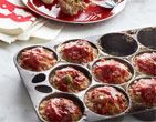 Not Your Mother's Meatloaf!   Meatloaf cupcakes- with Quinoa instead of bread crumbs!
