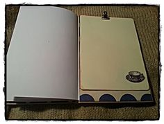 karolina's little creations: Notebooks