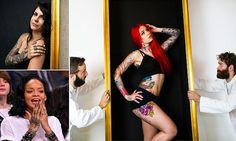 First 'human gallery' of inked bodies goes on show in London
