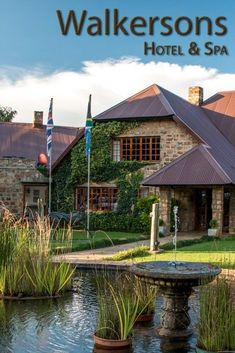 Walkersons Hotel and Spa Luxury Hotel Dullstroom South Africa Weekend Getaway Destination Hotel Destin Hotels, Hotels And Resorts, Luxury Spa, Luxury Travel, Luxury Hotels, Hotel Hacks, Travel Reviews, Discount Travel, Hotel Spa