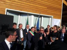 Sisma inaugurata la nuova scuola primaria di Acquasanta Terme