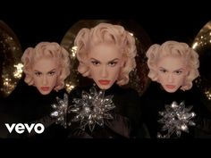 Gwen Stefani - Make me like you. I got the hugest crush on her. Shes gorgeous