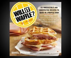 Will It Waffle? See more at http://giftmatters.com/will-it-waffle/