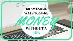 How To Work From Home Today - 60+ Ways To Earn Some Extra Money Fast. A Complete Step-By-Step List On How To Make Money Online. Easy To Follow & Works Quick