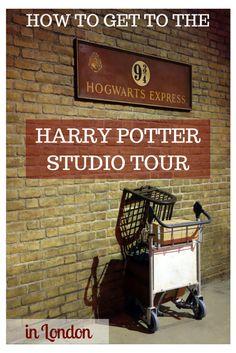 Directions for Getting to the Harry Potter Studio Tour London