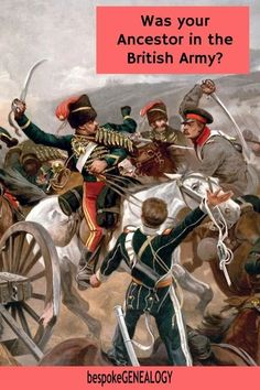Was your Ancestor in the British Army? Here are the best British genealogy research resources to help you find your military roots. #bespokegenealogy #genealogy #uk Jewish History, Modern History, Family History, Genealogy Research, Family Genealogy, Military Records, Crimean War, Maureen O'hara, Jewish Men