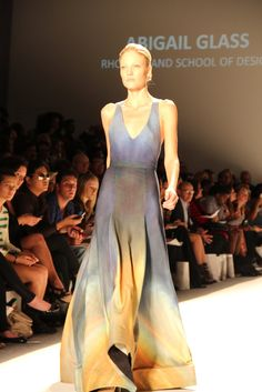 Abigail Glass (RISD), Supima Capsule Collection