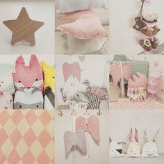 Pink inspo  Kidsinterior Babygirl