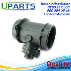 UPARTS Brand New,OEM Quality Mass Air Flow Meter MAF Sensor For BENZ Coupe Salong KOMBI Estate SL Class 0000940548 A0000940548