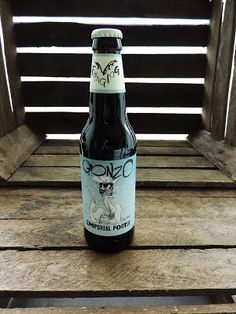 Fifty Shades of Men: Gonzo de Imperial Porter van Flying Dog Brewery ui...