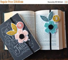 BIRTHDAY SALE Bookmark Set  Great Gift for Teacher or Book