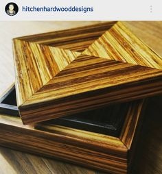 Be sure to check out my man Ben at @hitchenhardwooddesigns for the custom crafts he's putting together!  #woodwork #custom #crafts #jewellery #handmade #boxes #madeincanada #northamerica #supportsmallbusiness #craftsmanship #wood #instafollow de ballisticmike