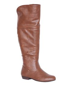 Loving this Brown Lily Boot on #zulily! #zulilyfinds