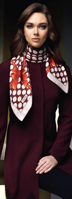 Bufandas, chalinas, pañuelos para agregar toque de color a tu ropa