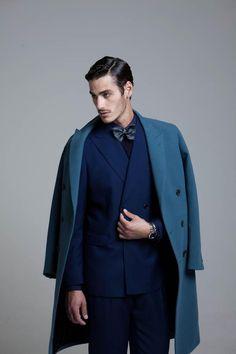 Fashion, Ferragamo Men's Fall Winter Runway Collection
