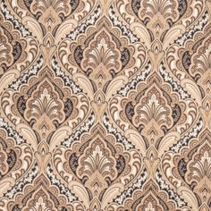 Pattern 02192 in Bronze from the Lifestyles by Color collection. Trend Fabrics, Neutral, Bronze, Concept, Detail, Pattern, Collection, Color, Patterns