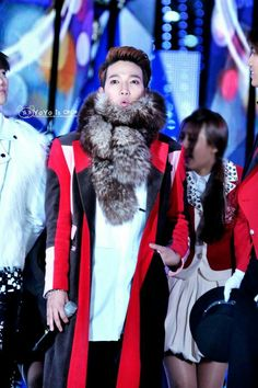 Jun.K Jun K, Fur Coat, Jackets, Fashion, Down Jackets, Moda, Fashion Styles, Fashion Illustrations, Fur Coats