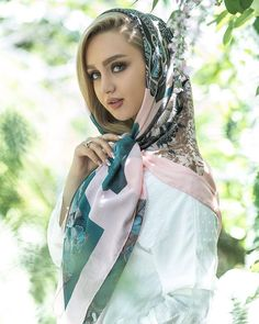 #persianbeauty #photography #aroosiman Beautiful Muslim Women, Beautiful Girl Image, Beautiful Hijab, Beautiful Asian Girls, Iranian Beauty, Persian Beauties, Head Scarf Tying, Persian Girls, Iranian Women Fashion