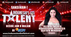 Jgn lupa, saksikan #GotTalentID @SCTV_ bsk pukul 8 malam dan jadilah saksi lahir talenta kebanggaan Indonesia.. :)
