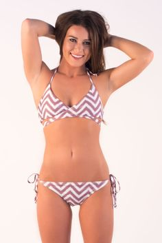 On Sale Now! Meli Beach Swimwear  http://southernswim.com/collections/meli-beach/products/meli-classic-side-tie-bottoms-specked-chevron  #southernswim #southern #southernswimwear #swimwear #swimsuit #bathingsuit #bikini #MelibeachSwimwear #MeliBeach #summer #swim #river #lake #pool #swimmingpool #beachwear #fashion #water #women #body #photography #chevron #wraptop  #tiesidebottom