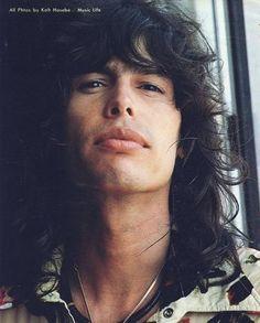 A younger Steven Tyler