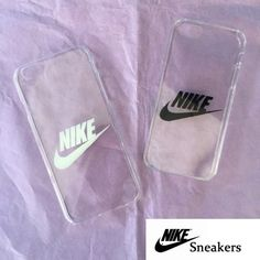 Hard transparent iPhone cover case with Nike logo by Zocan on Etsy - Cheap Phone Cases For Iphone 7 Plus - Ideas of Cheap Phone Cases For Iphone 7 Plus - Hard transparent iPhone cover case with Nike logo by Zocan on Etsy Nike Free Shoes, Running Shoes Nike, Nike Shoes, Nike Sneakers, Iphone Cover, Iphone Phone Cases, Iphone 8, Iphone Charger, Samsung A5
