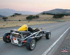 Ariel Atom(adam). Our midlife crisis car named after us!