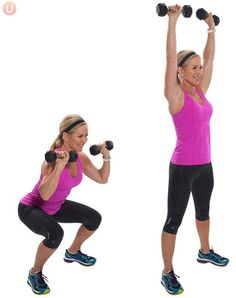Crazy busy? This 7-minute strength workout is for you!