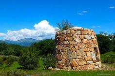 The #nuraghe of #Sardinia