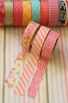 Washi Tape 3 Roll Bulk Pack by Chibi Run