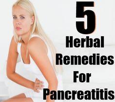 how to get rid of pancreatitis