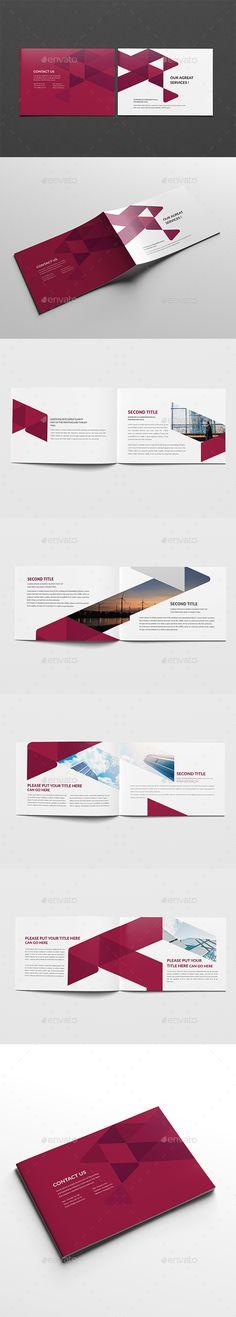 Corporate Brochure #informational #brochure design  • Download here → https://graphicriver.net/item/corporate-brochure/21307016?ref=pxcr