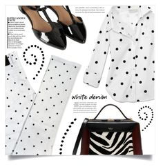 """Dots"" by dolly-valkyrie ❤ liked on Polyvore featuring Monse, Pegleg Nyc, Topshop and Mulberry"