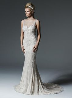 Sottero and Midgley by Maggie Sottero Florinda-6SG225 Sottero and Midgley Collection Wedding Gowns, Prom Dresses, Formals, Bridesmaids, Mother of theBride, Maggie Sottero, Sherri Hill,