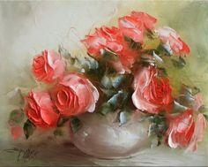 Roses/ by Ewa Bartosik