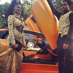 Black couple luxury Omgsh!! Coming to Americasooo cute