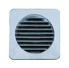 Square Die Cast Aluminium Wall Vent provides a robust and architectural option for Builders and Architects.