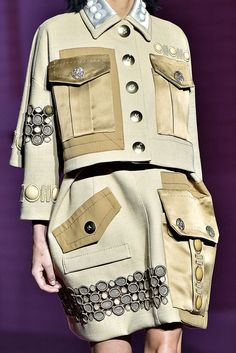 Marc Jacobs Spring 2015 Ready-to-Wear - Details