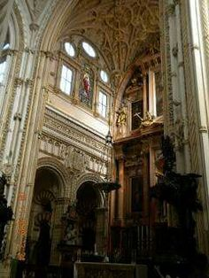 Córdoba mezquita catedral de Córdoba