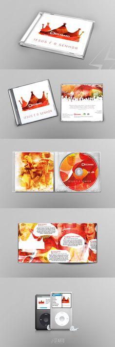 Declararei CD Jesus é o Senhor © Agência Starto