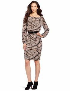Anne Klein Women's Raglan Dress « Clothing Impulse