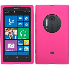 Insten Solid Skin Hot Phone Case Cover for Nokia Lumia 1020 #1301277