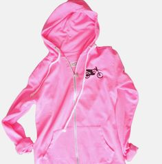 LOVE MOTO Hoodie  motocross girls for her by MelonFarm on Etsy, $68.00