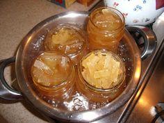 El mundo culinario de Cris: dulces - mermelada de piel de sandía